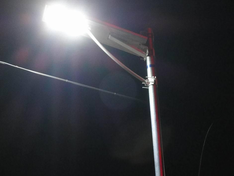 8W factory price led solar street lights manufacturer